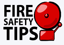 Fire Safety Tips